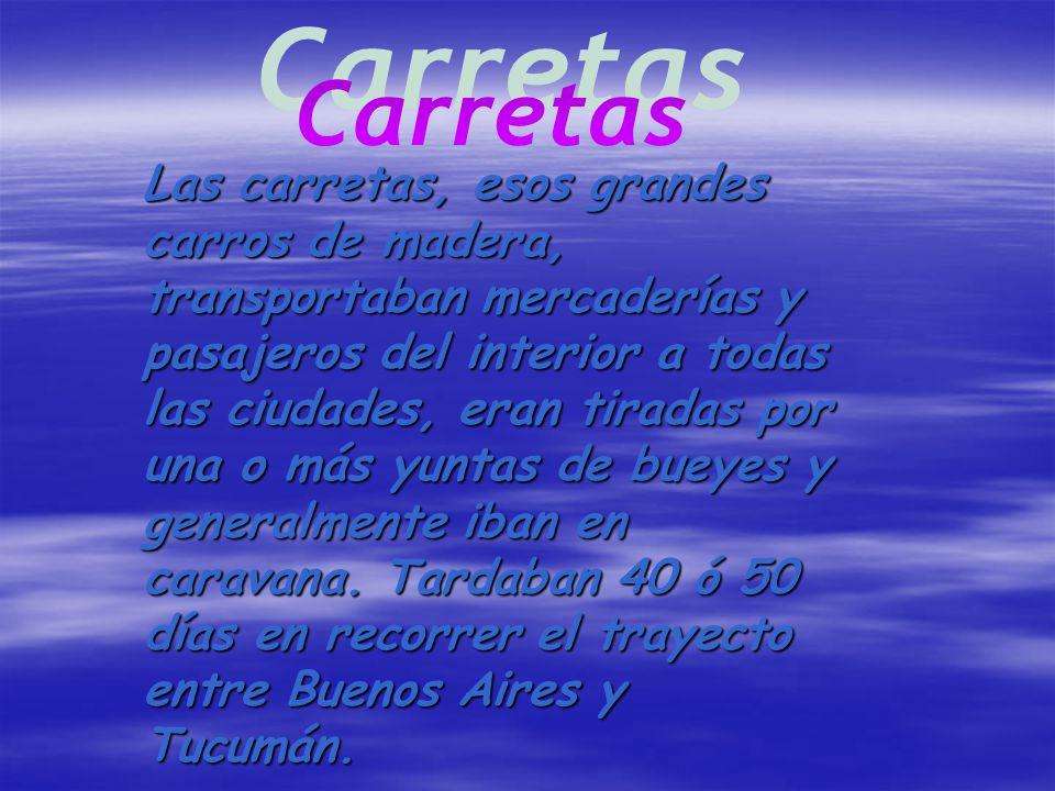 Carretas
