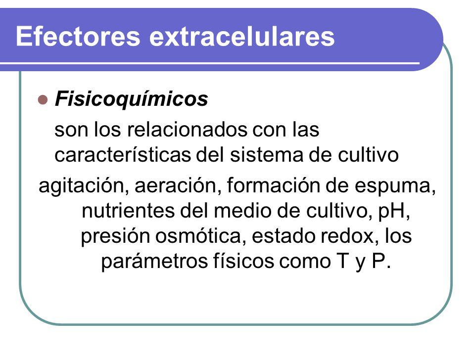 Efectores extracelulares