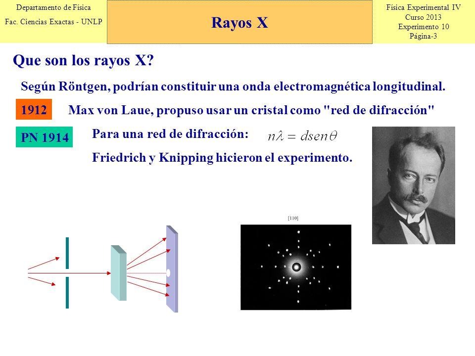 Rayos X Que son los rayos X