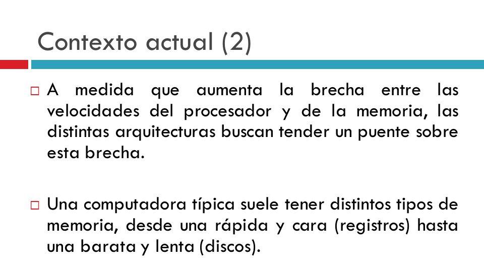 Contexto actual (2)