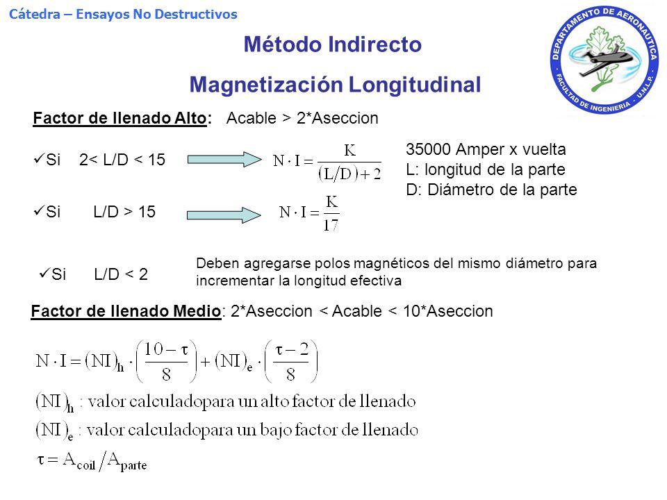 Magnetización Longitudinal