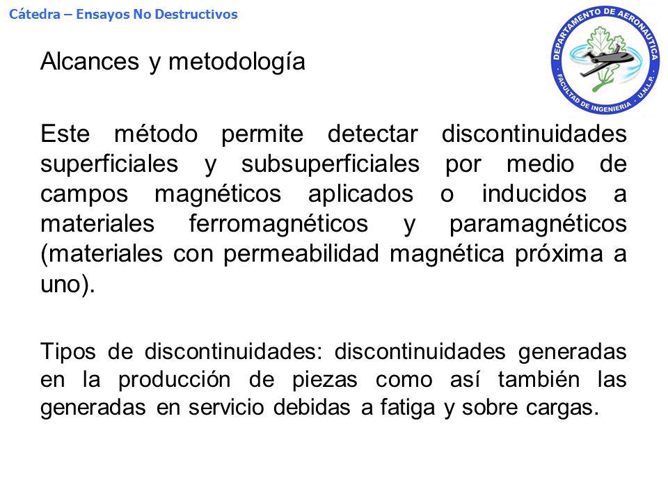 Alcances y metodología