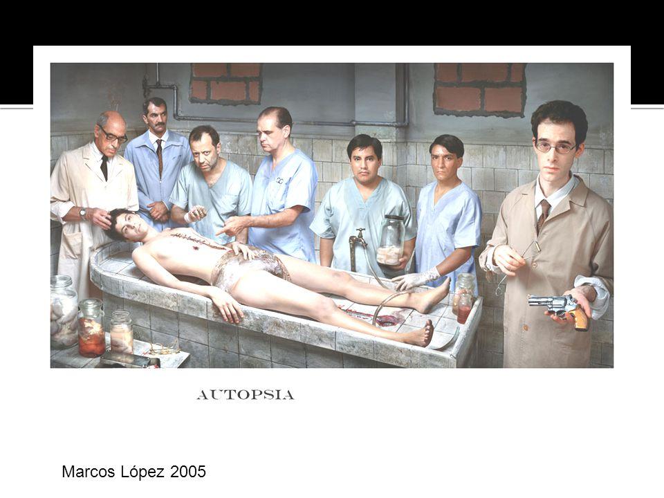 Marcos López 2005