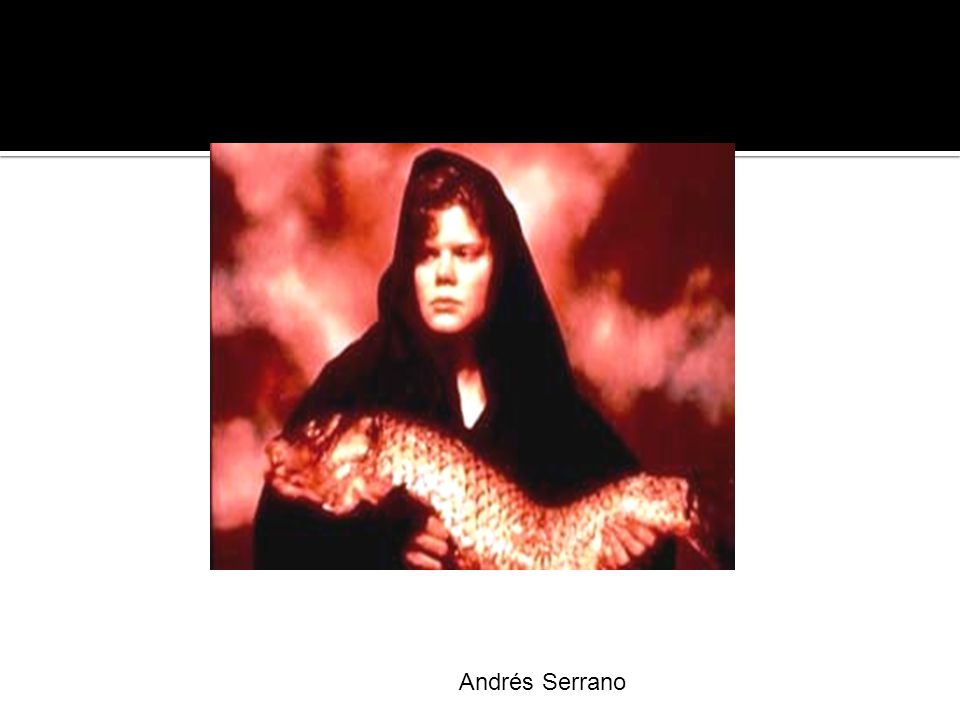 Andrés Serrano