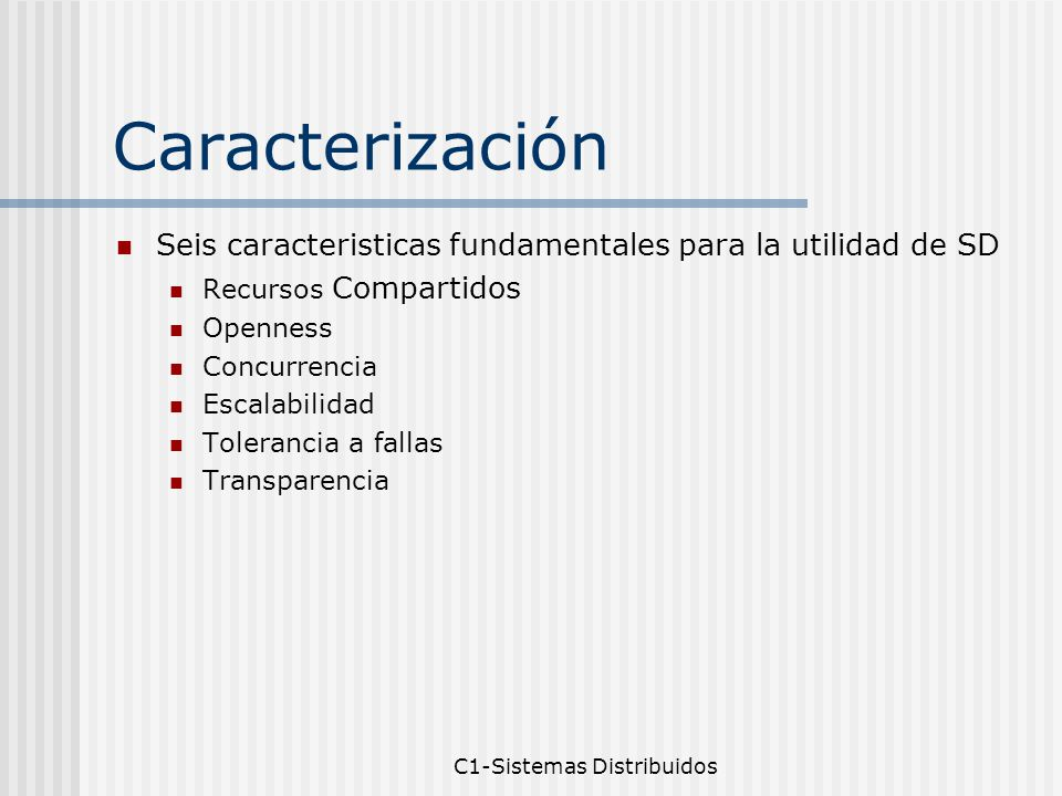 C1-Sistemas Distribuidos