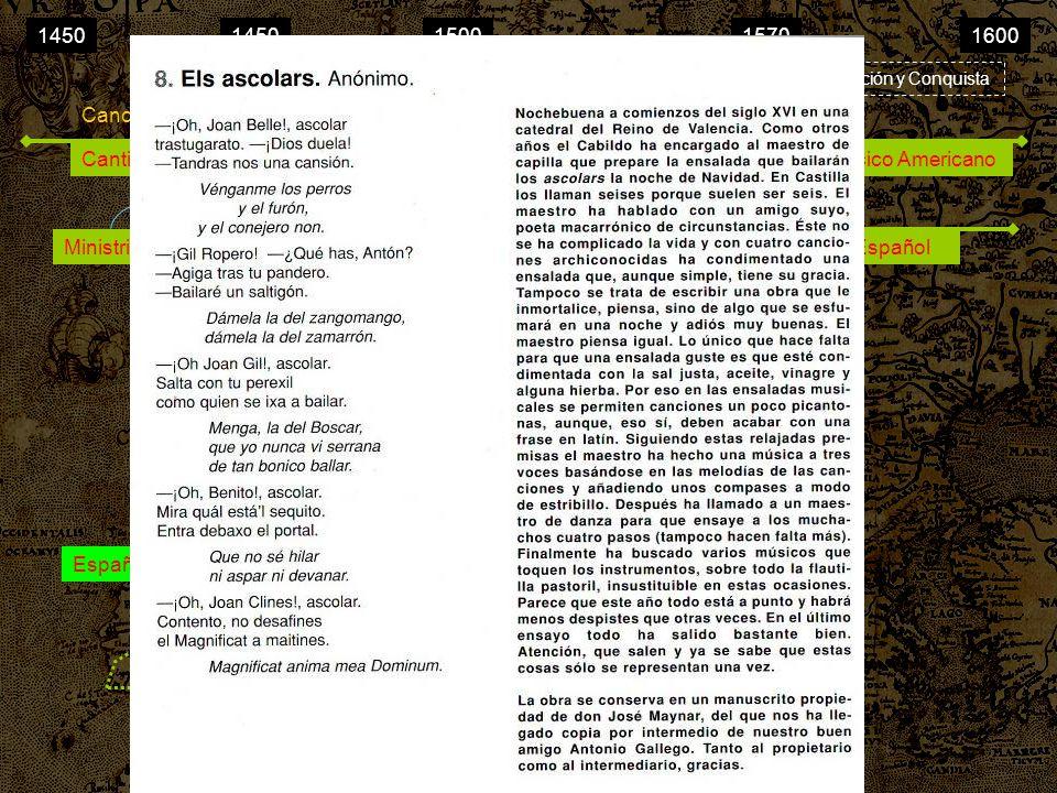 Reconquista = Absolutismo