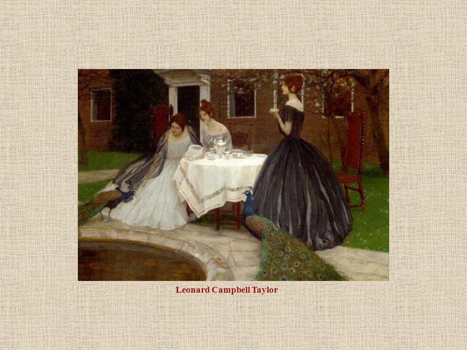 Leonard Campbell Taylor