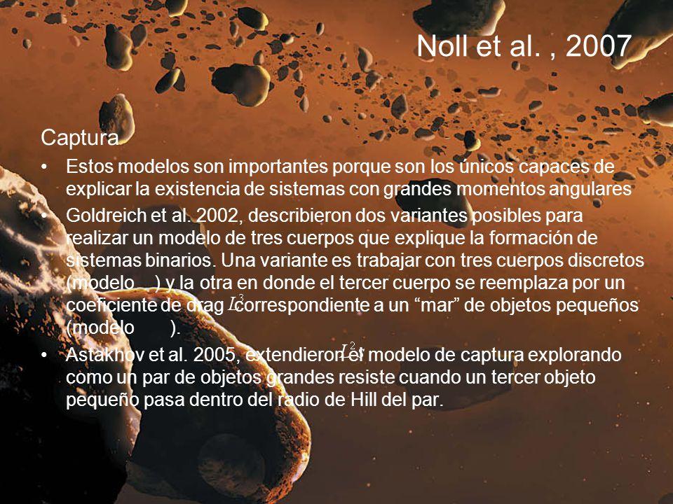 Noll et al. , 2007 Captura.