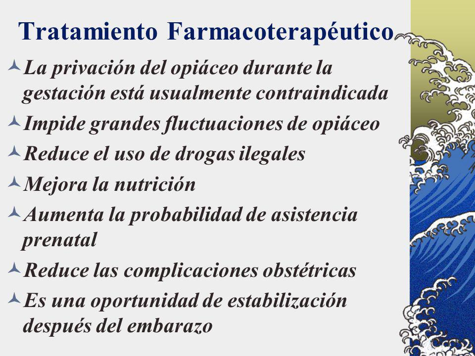 Tratamiento Farmacoterapéutico