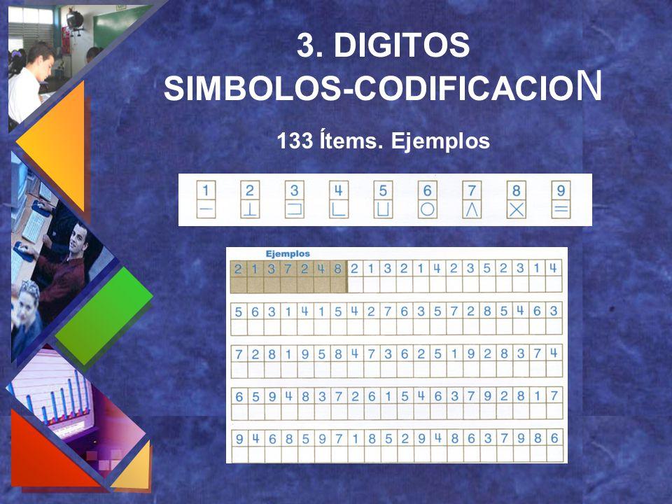 3. DIGITOS SIMBOLOS-CODIFICACION