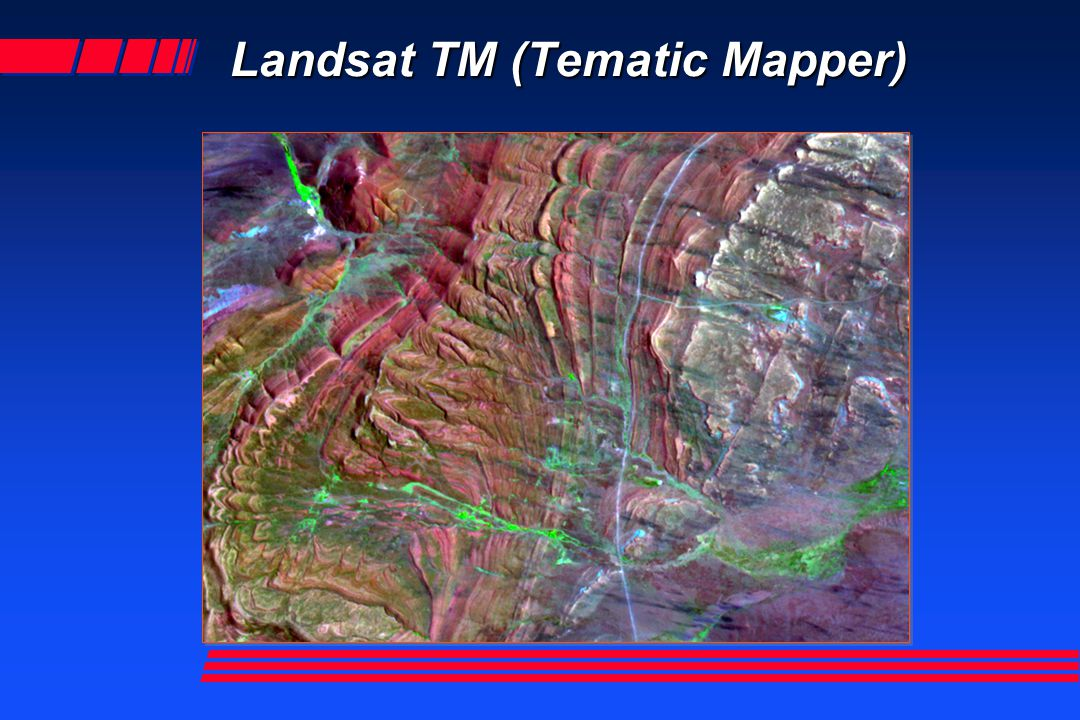 Landsat TM (Tematic Mapper)