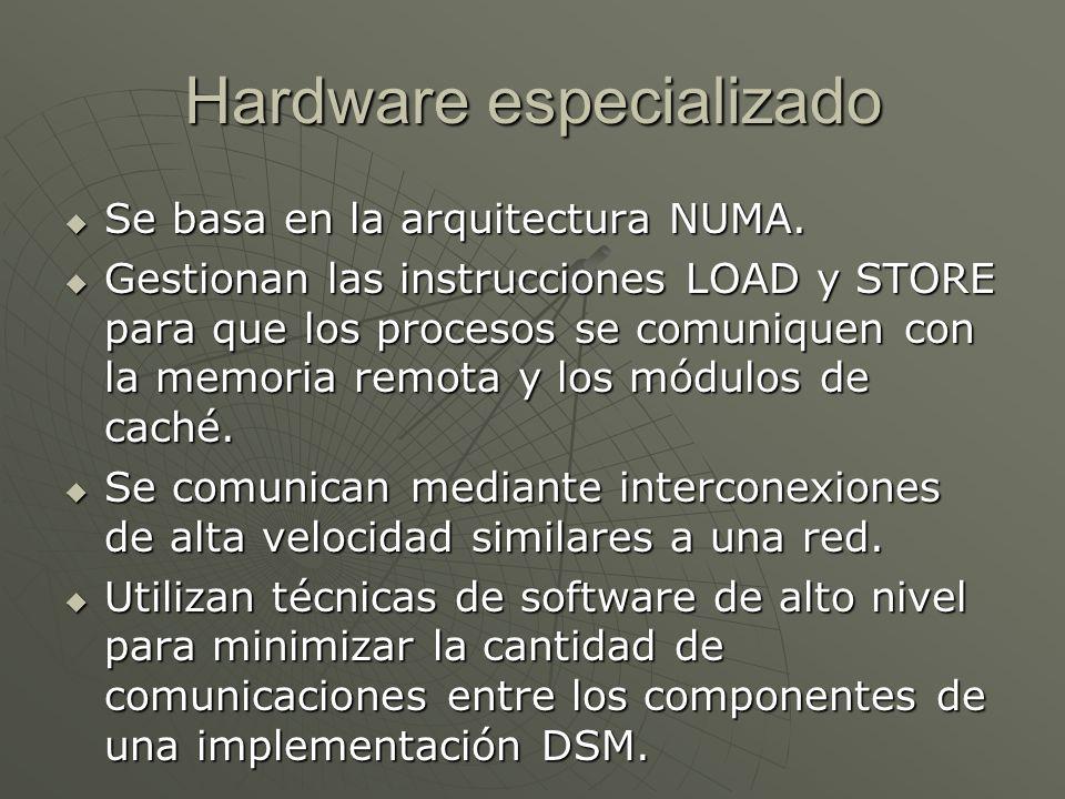 Hardware especializado