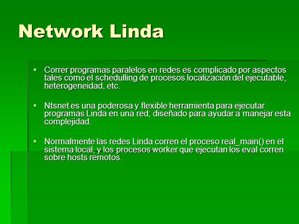Network Linda