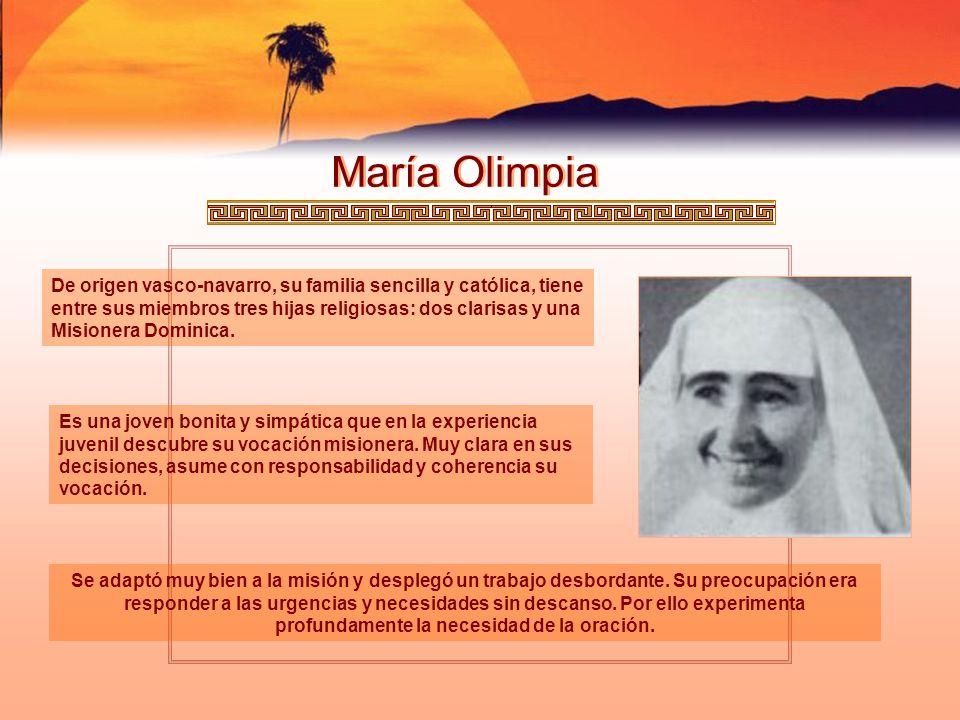 María Olimpia