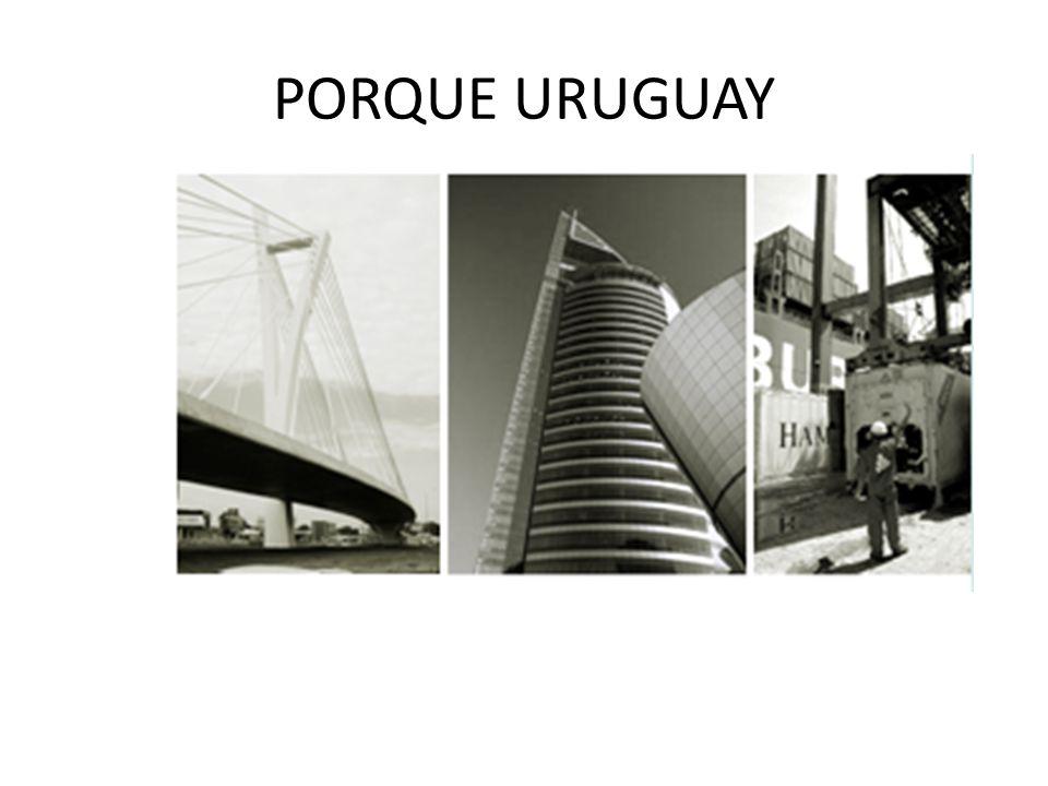 PORQUE URUGUAY