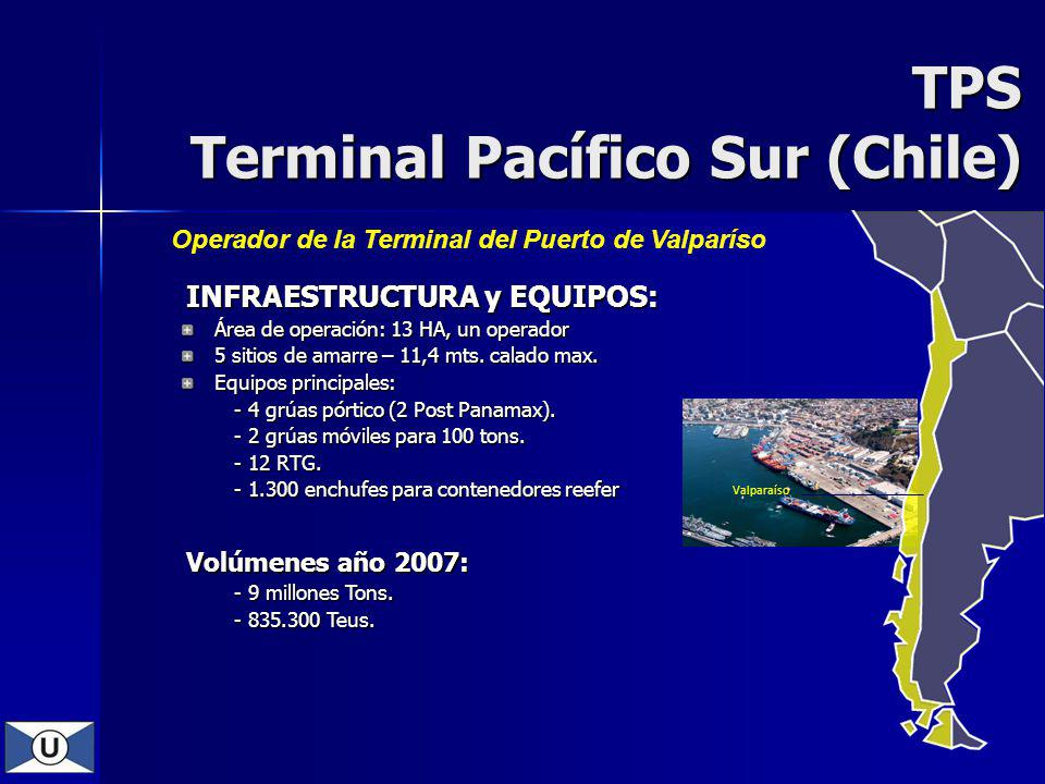 TPS Terminal Pacífico Sur (Chile)