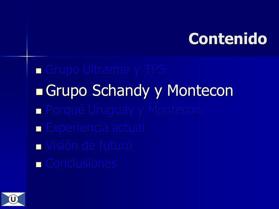 Grupo Schandy y Montecon