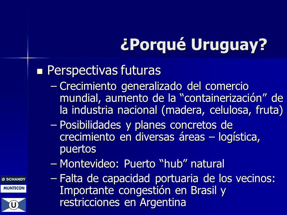 ¿Porqué Uruguay Perspectivas futuras
