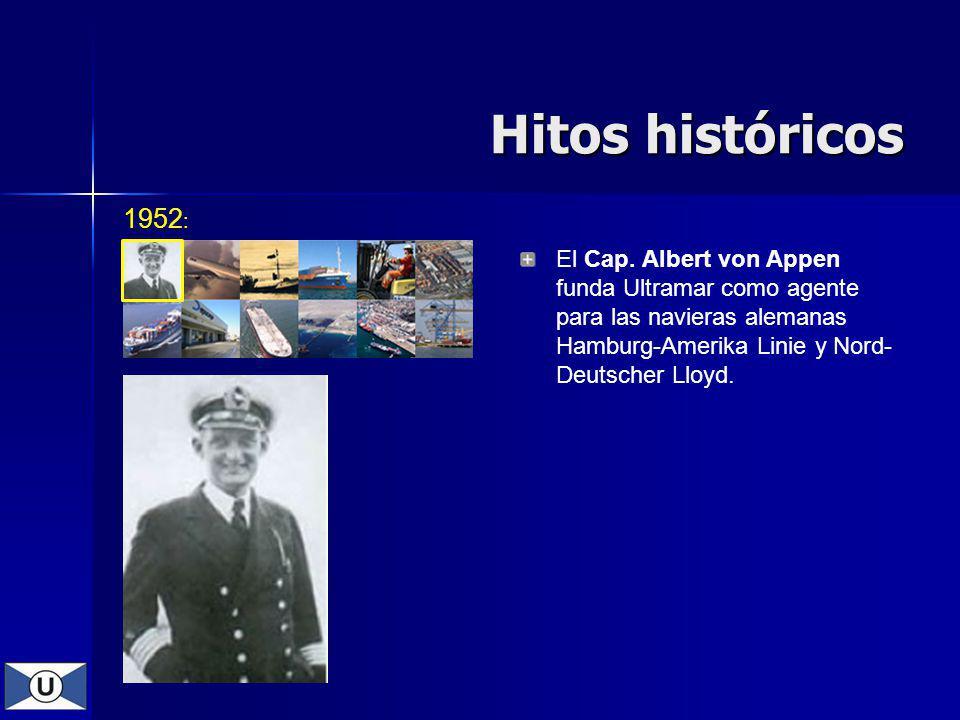 Hitos históricos 1952: El Cap.