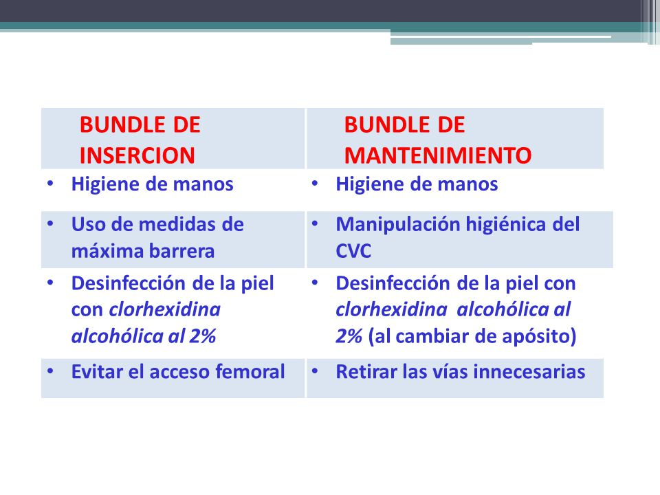 BUNDLE DE MANTENIMIENTO