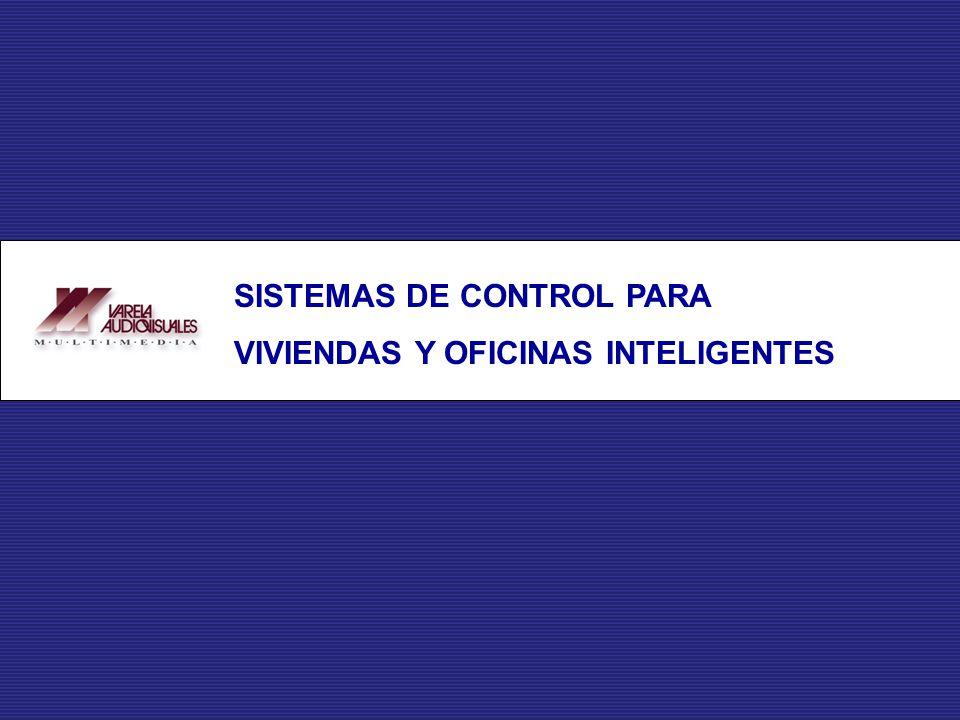 SISTEMAS DE CONTROL PARA