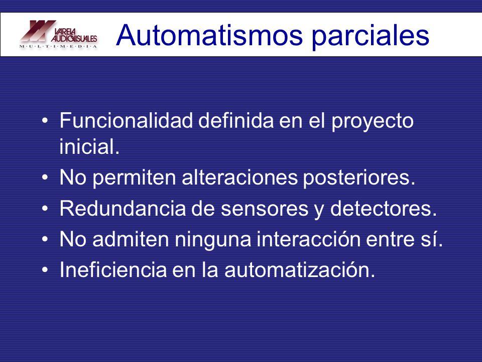 Automatismos parciales