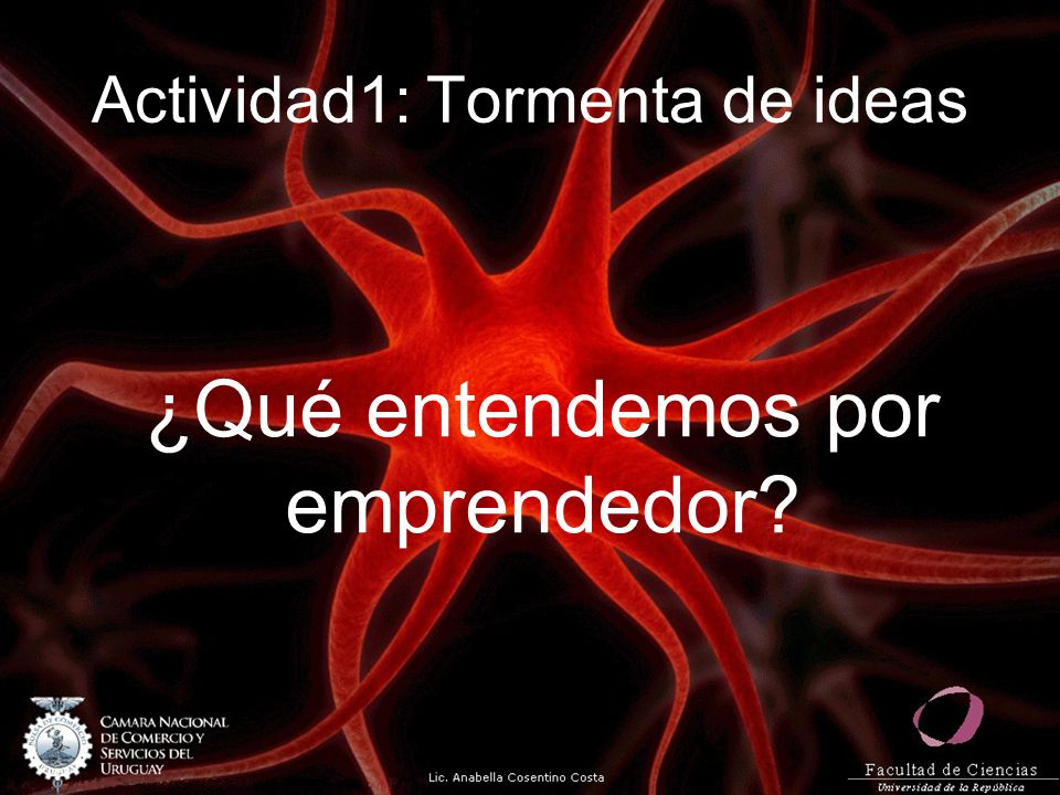 Actividad1: Tormenta de ideas