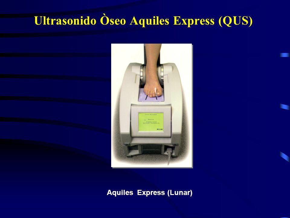Ultrasonido Òseo Aquiles Express (QUS)