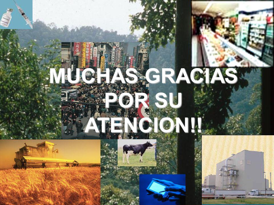 MUCHAS GRACIAS POR SU ATENCION!!