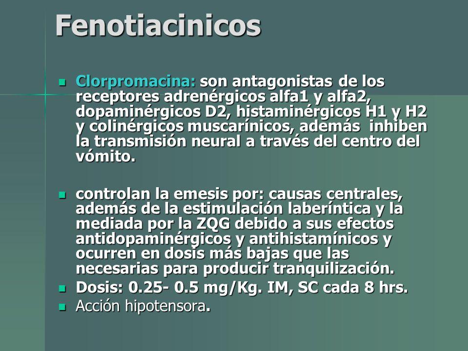 Fenotiacinicos