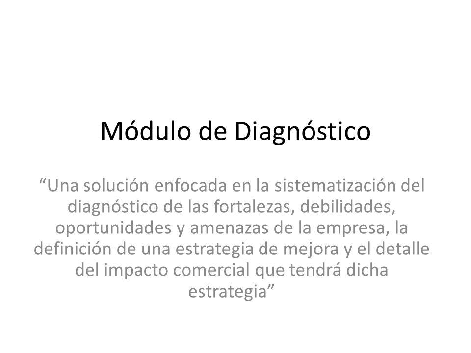 Módulo de Diagnóstico