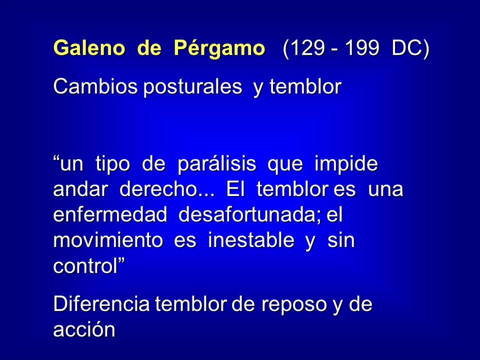 Galeno de Pérgamo (129 - 199 DC)