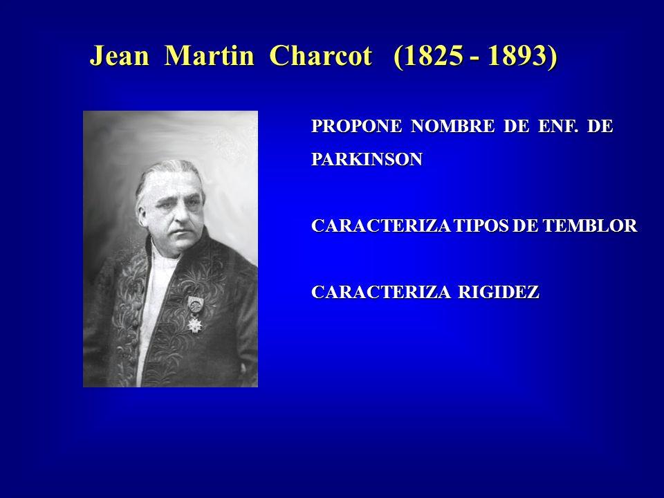 Jean Martin Charcot (1825 - 1893)