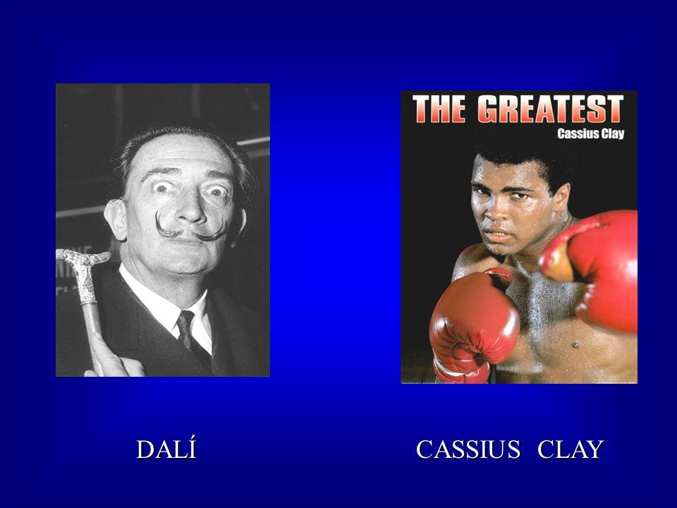 DALÍ CASSIUS CLAY