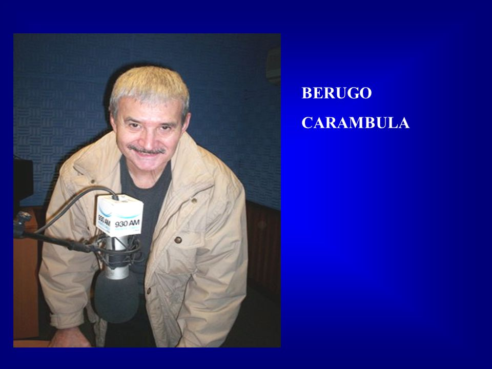 BERUGO CARAMBULA