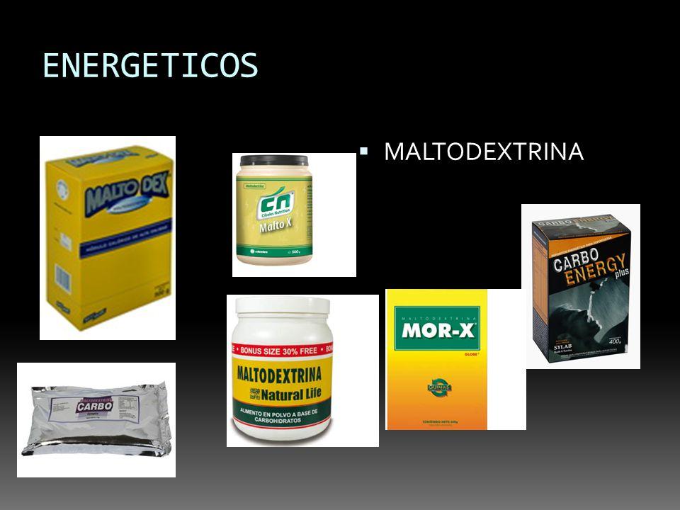 ENERGETICOS MALTODEXTRINA