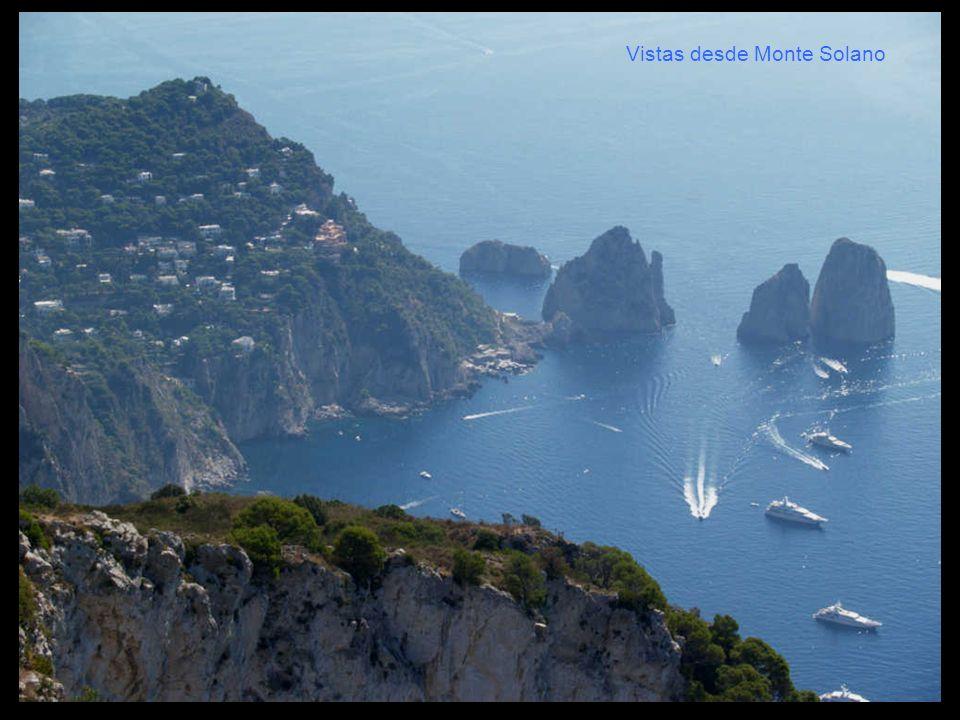 Vistas desde Monte Solano