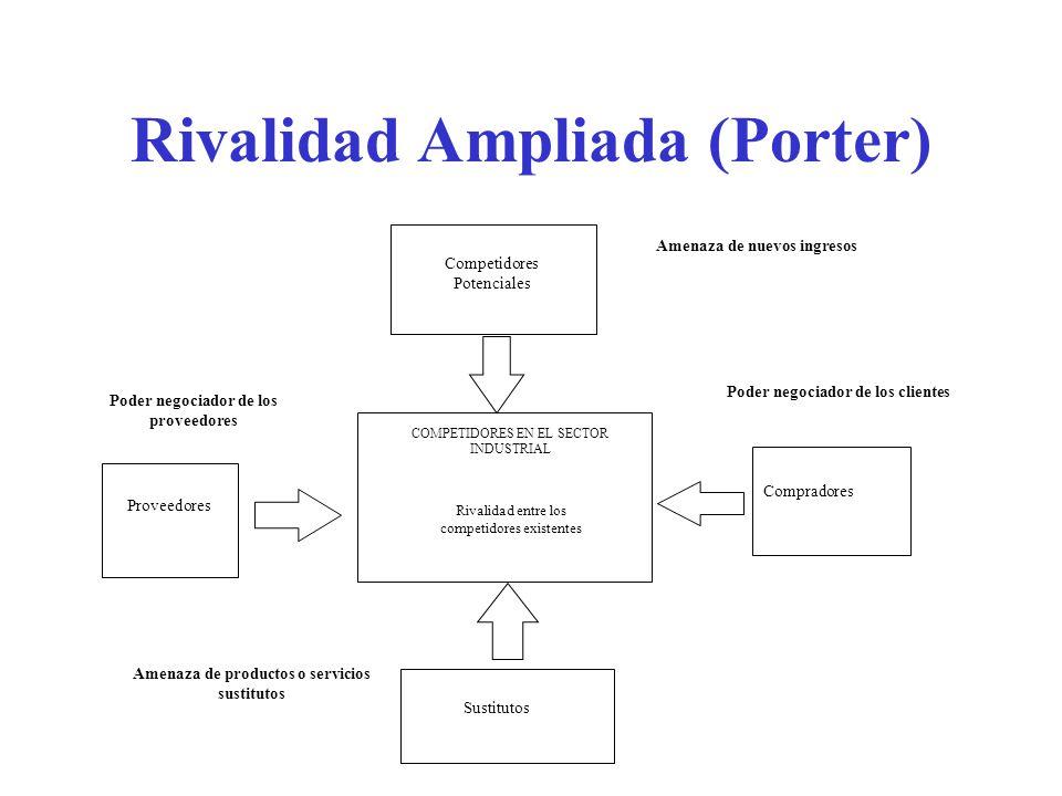 Rivalidad Ampliada (Porter)