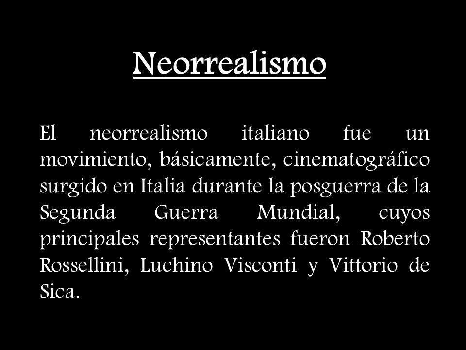 Neorrealismo