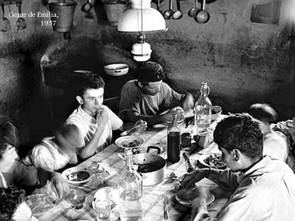 Gente de Emilia, 1957