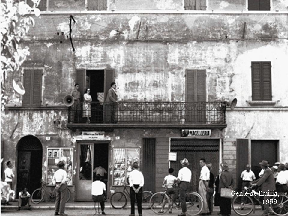 Gente de Emilia, 1959