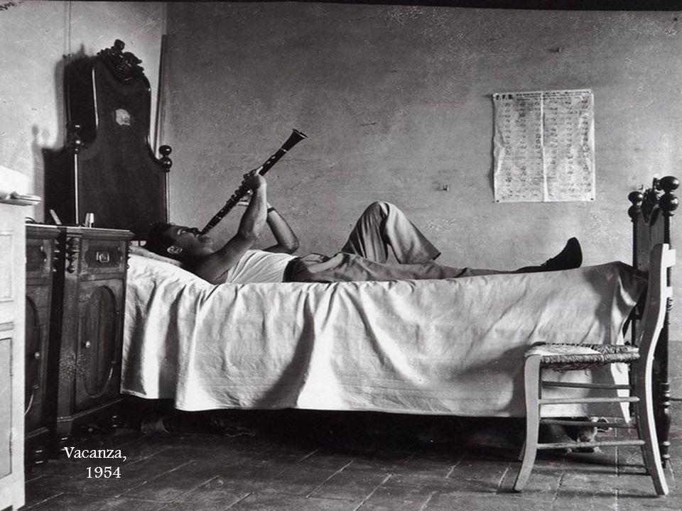 Vacanza, 1954