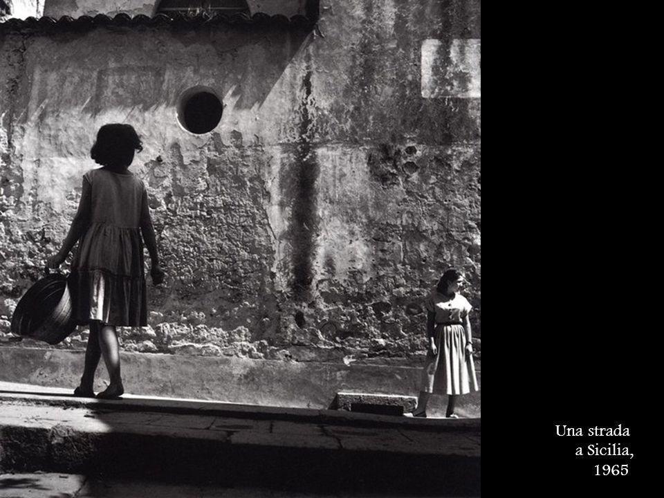 Una strada a Sicilia, 1965