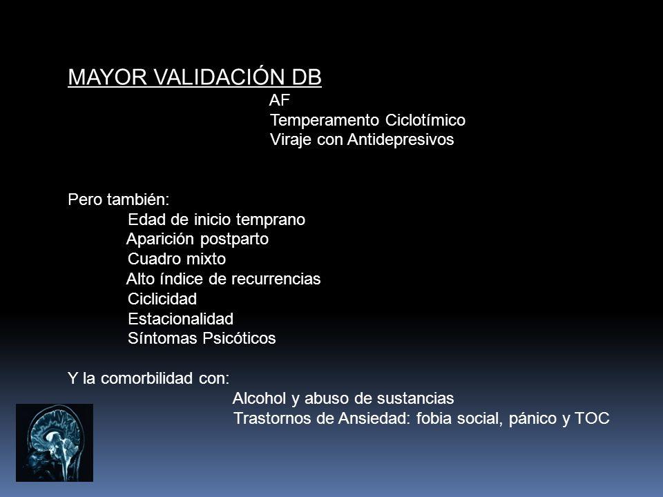 MAYOR VALIDACIÓN DB AF Temperamento Ciclotímico