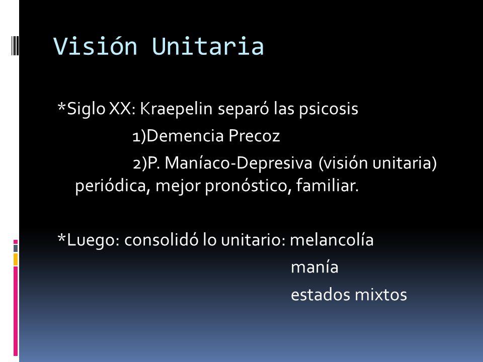 Visión Unitaria