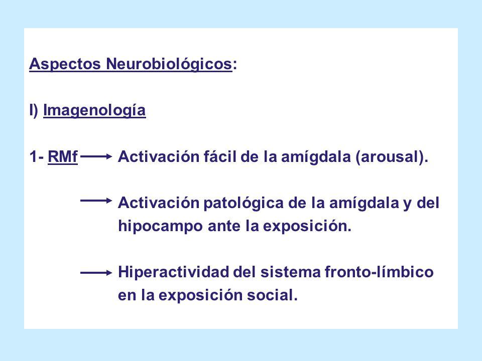 Aspectos Neurobiológicos: