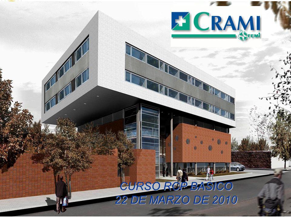 CURSO RCP BASICO 22 DE MARZO DE 2010