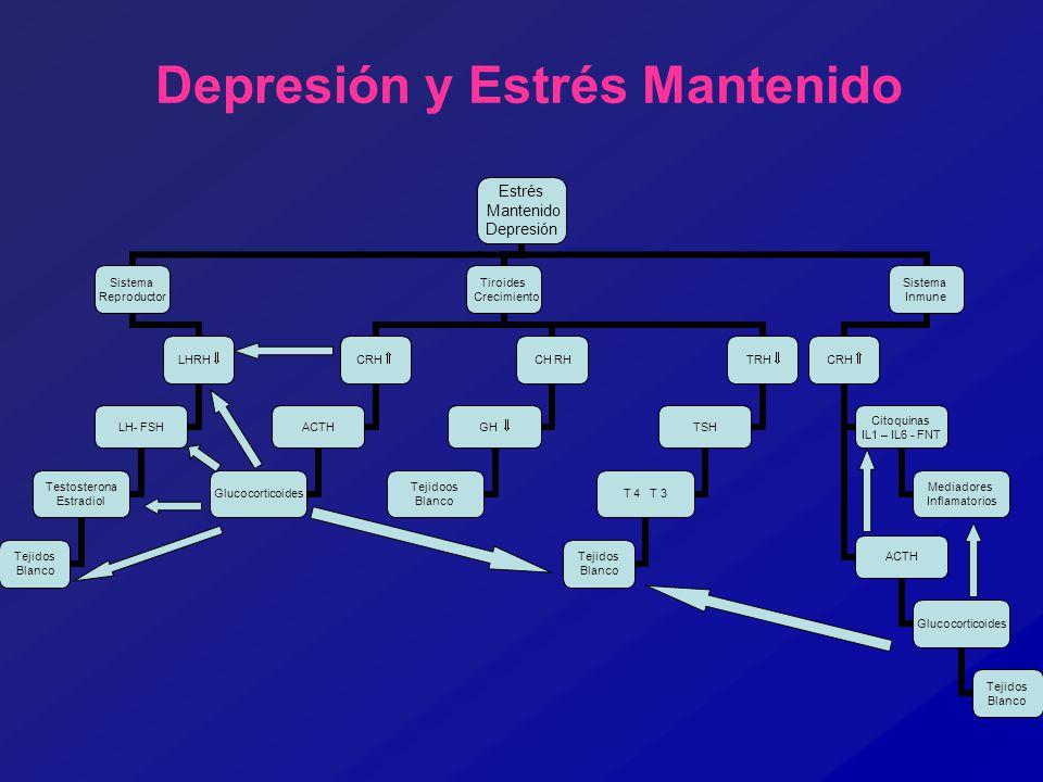 Depresión y Estrés Mantenido