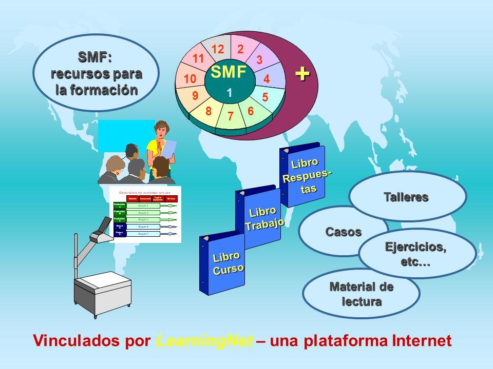 + SMF Vinculados por LearningNet – una plataforma Internet SMF: