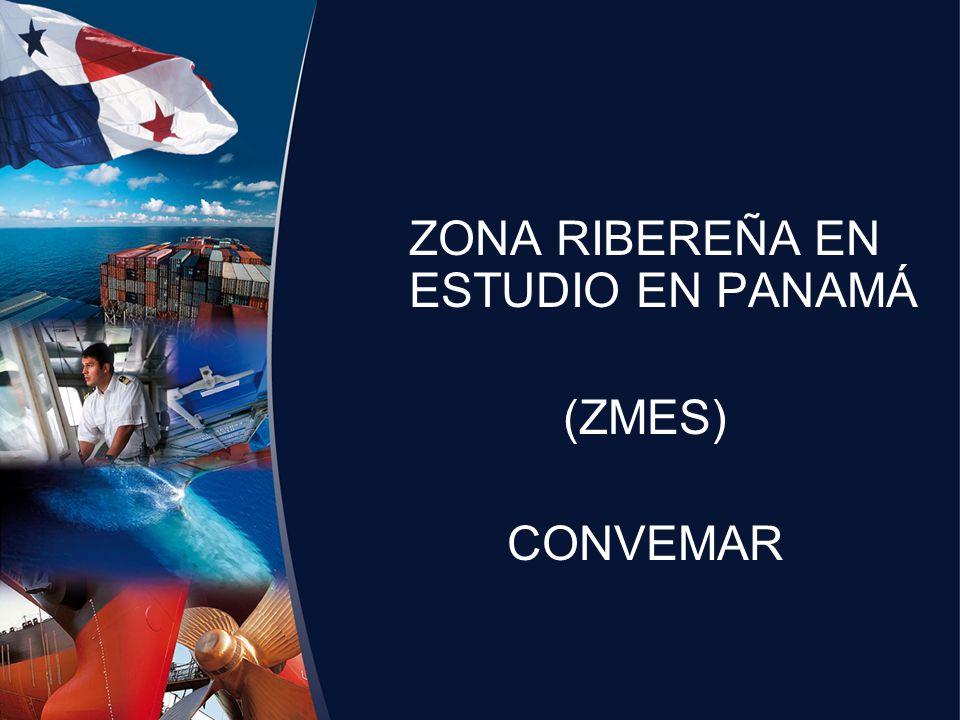 ZONA RIBEREÑA EN ESTUDIO EN PANAMÁ